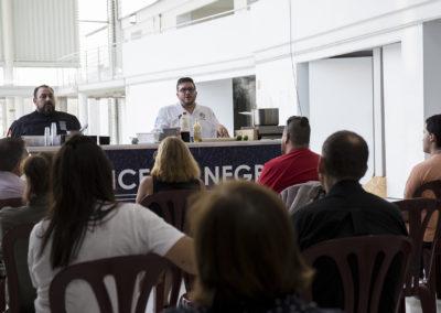 Una experiencia diferente aprender los trucos de uno de los chefs de referencia de la cocina gallega