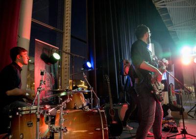 Conciertos durante el MIMOC Music Shuttle
