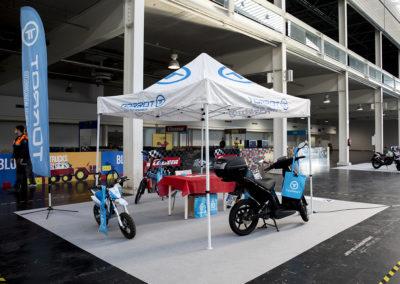 Bicicletas, motos infantiles y scooter eléctricos